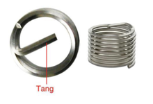 tanged-coil-thread-insert